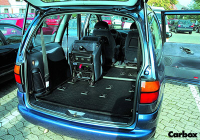 Carbox LL Galaxy/Alhambra/Sharan (95 on) Vario rear JV20-1680