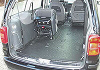 Ford Galaxy (2000 to 2006) :Carbox XXL Alhambra/Galaxy/Sharan (95 on) JV90-1727, black