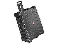:B&W outdoor.case, Type 78, black, empty, no. 1.7640/B