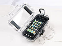 :Peli i1015 iPhone™ & iPOD touch® case Black with black liner, no. PL1015-015-110