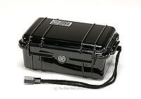 :Peli 1050 Micro Case - black with black liner, no. PL1050-005-110