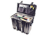 :Peli 1440 case, black, without foam, no. PL1440-001-110