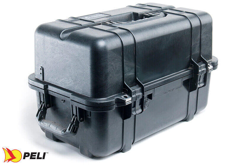 :Peli 1460 case, black, without foam, no. PL1460-001-110
