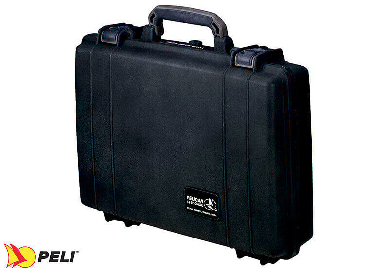 :Peli 1470 case, black, without foam, no. PL1470-001-110