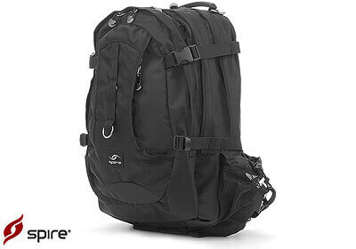 "Spire laptop backpack ""Torq"", stealth black, no. TQ7-BLK"