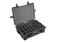 :B&W outdoor.case, Type 65, black, empty, no. 1.6023/B