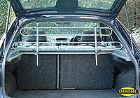 Vauxhall Astra five door (1998 to 2004) :Saunders tubular steel dog guard no. VCST11 (T11)