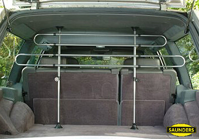 Saunders Tubular Steel Dog Guard No Vcst1 T1