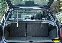 Skoda Favorit five door (1990 to 1994) :Saunders wire mesh dog guard no. VCSW11 (W11)