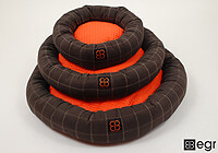 :Petego EB Dozer Doughnut pet bed, small, no. DODO S