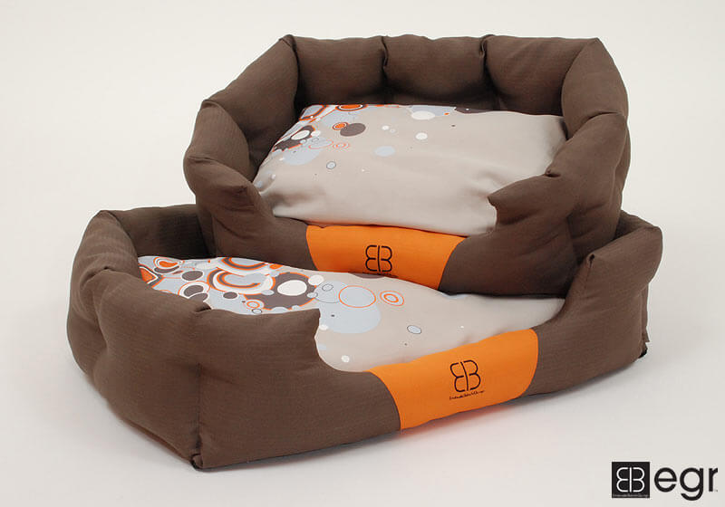 :EB 'Sparkling Dream' pet bed, medium, no. SPDR M