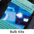 Vauxhall Astra three door (1998 to 2005):Light bulb sets