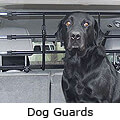 Peugeot 407 SW estate (2004 to 2011) :Dog Guards