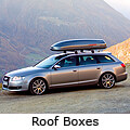 Volkswagen Passat four door saloon (2014 onwards) :Roof Boxes