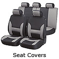 Kia Rio five door (2000 to 2005) :Seat covers