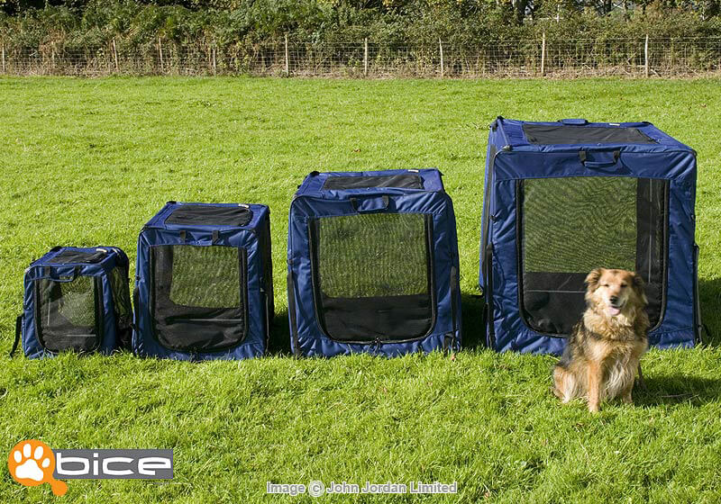 WalkyHome (Small, Medium, Large and Extra Large) 'Dog Tent Crates