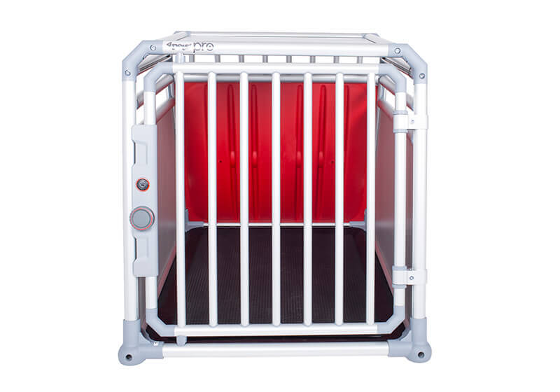 4pets PRO 1 Small TÜV crash tested dog cage