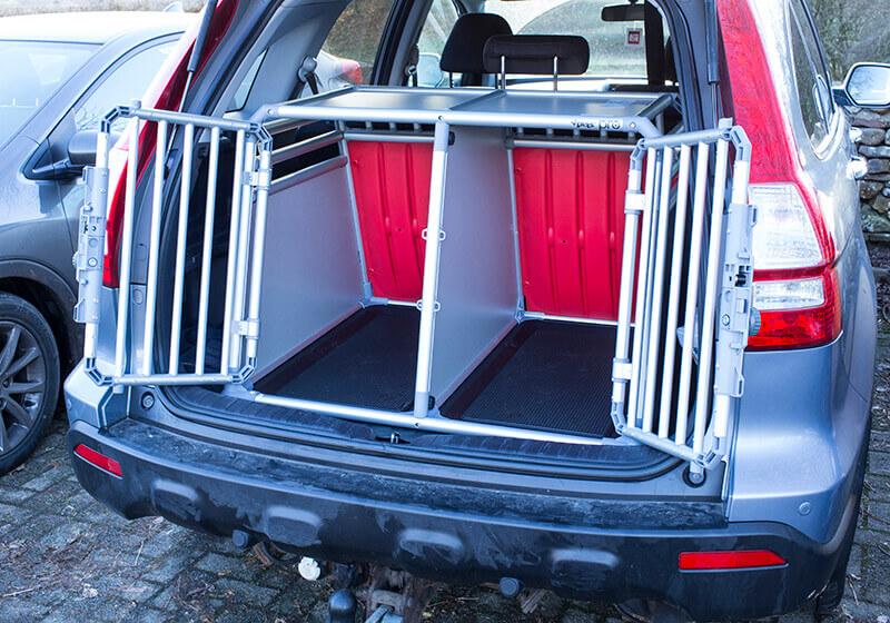 4pets PRO, TÜV-approved dog cage, size 22 Large