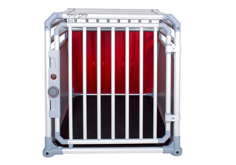 4pets PRO 3 crash tested dog cage