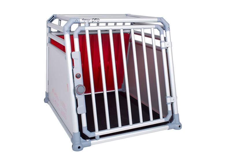 4pets PRO 3 TÜV crash tested dog cage