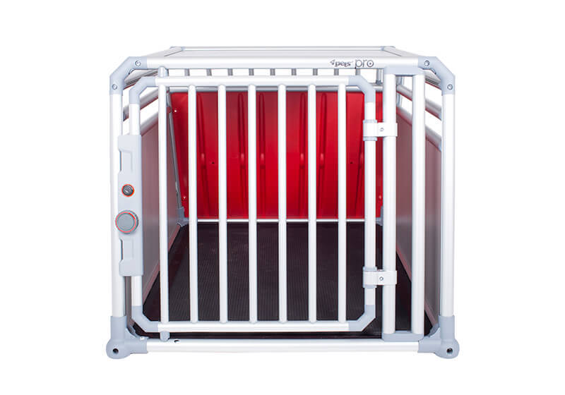 4pets PRO 4 crash tested dog cage
