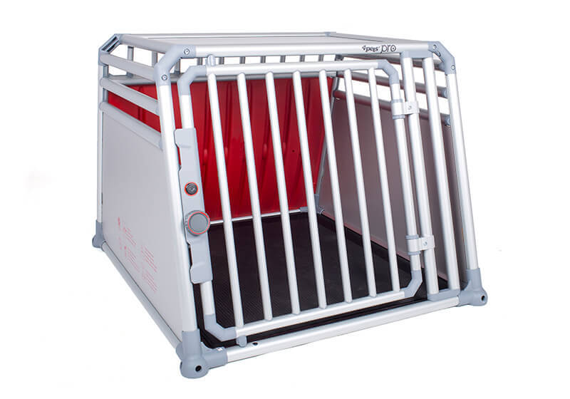 4pets PRO 4 TÜV crash tested dog cage