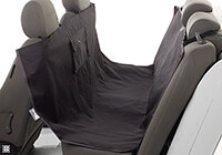 Fiat Brava five door (1996 to 2002):EB Animal Basics waterproof hammock, black and anthracite, no. ABWPSCHM BL-AN