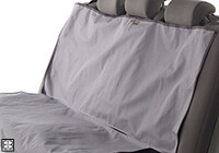 :EB Animal Basics waterproof rear seat cover, anthracite and grey, no. ABWPSCRS AN-GR