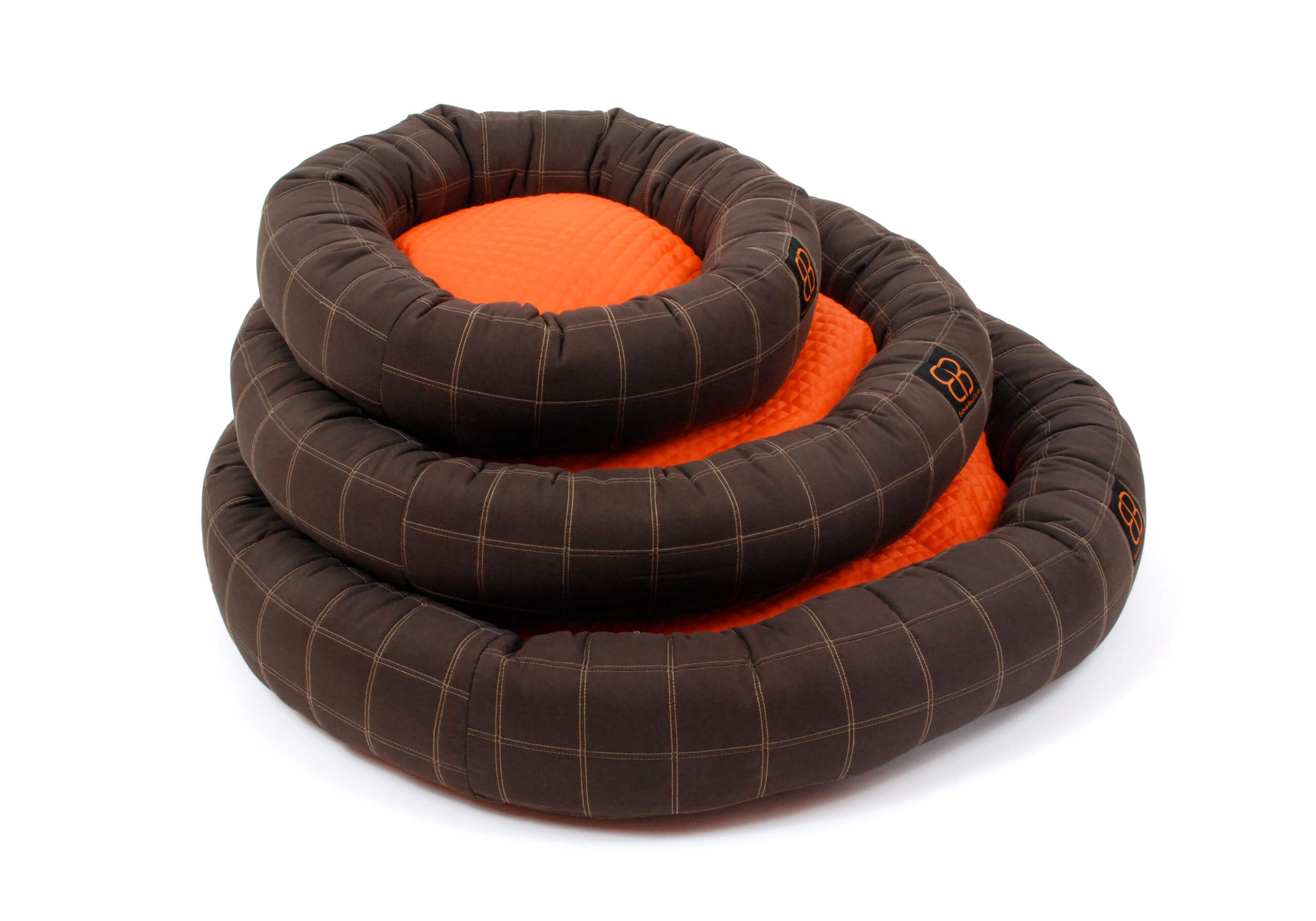 :Petego EB Dozer Donut pet bed, small, no. DODO S