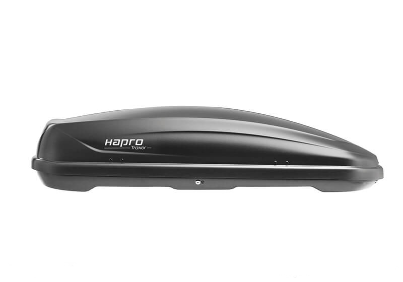 :Hapro Traxer 5.6 roof box, anthracite black, no. 39006