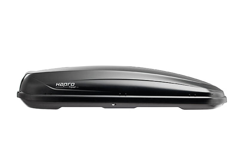 Hapro:Hapro Traxer 8.6 long wide box, anthracite black, no. 35909