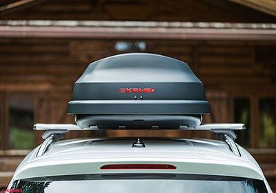 Kamei Corvara 475 Duolift Roof Box