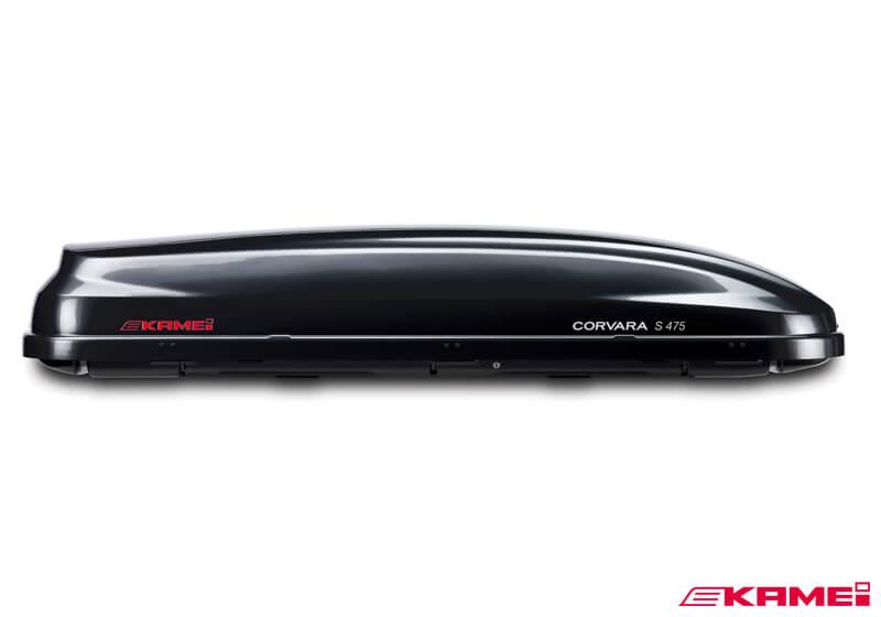 Kamei Corvara S 475 Gloss Black Roof Box No Km530 0