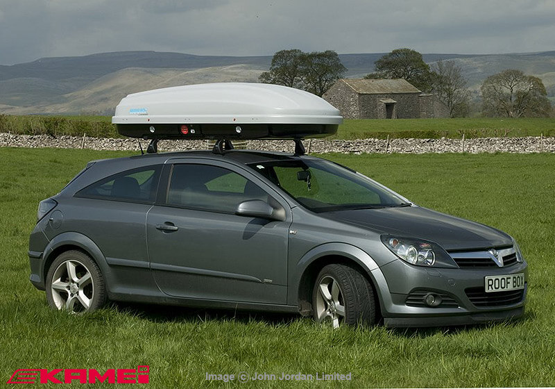 Kamei Roof Boxes Uk