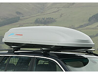 Kamei:KAMEI Delphin 340K roof box, LEFT side opening, no. KM343 - 1832
