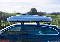 Kamei Delphin 340k Roof Box
