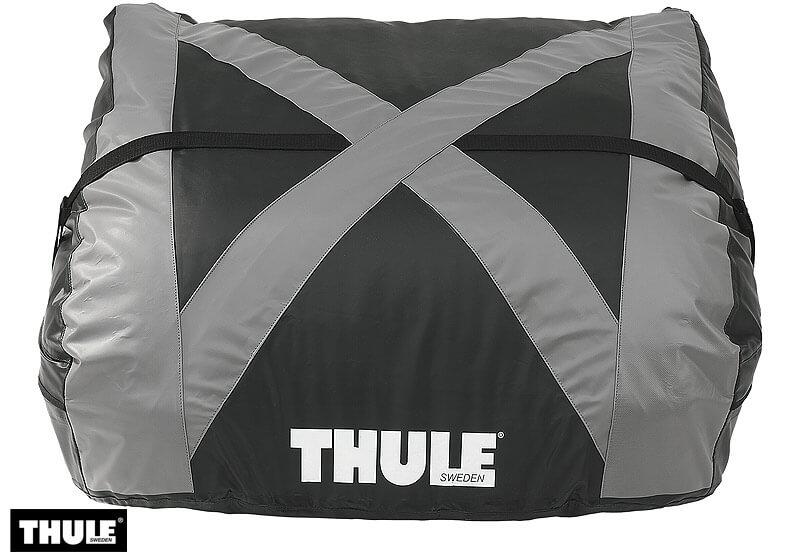 package deal thule ranger 90 and bars. Black Bedroom Furniture Sets. Home Design Ideas