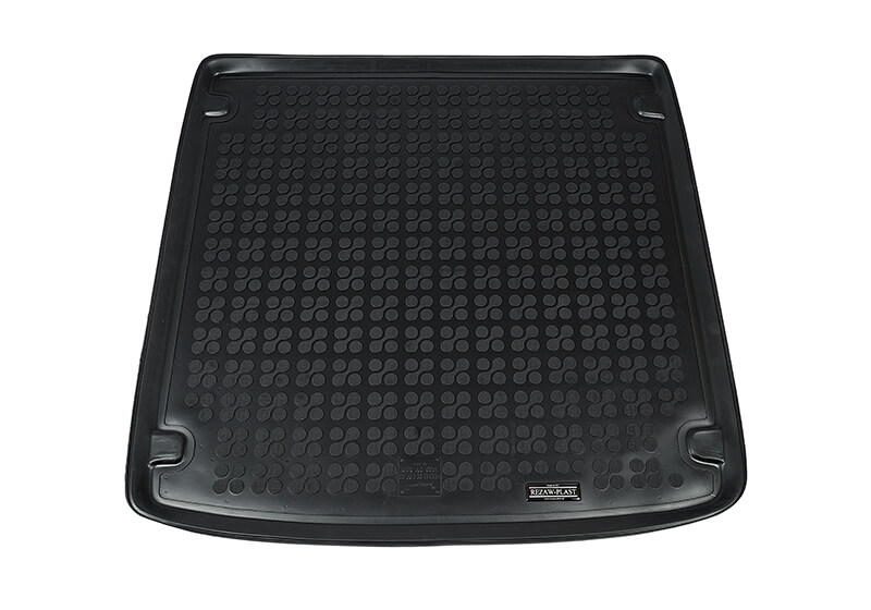 Seat Exeo ST estate (2009 to 2013):Rezaw-Plast boot liner, black, no. RZ232012