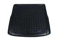 Audi A4 Avant (2008 to 2015) :Rezaw-Plast boot liner, black, no. RZ232019