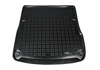 Audi A6 Avant (2005 to 2011) :Rezaw-Plast boot liner, black, no. RZ232016