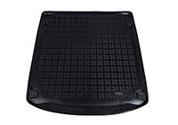 Audi A6 Avant (2011 onwards) :Rezaw-Plast boot liner, black, no. RZ232026