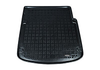Audi A7 Sportback (2010 onwards) :Rezaw-Plast boot liner, black, no. RZ232024