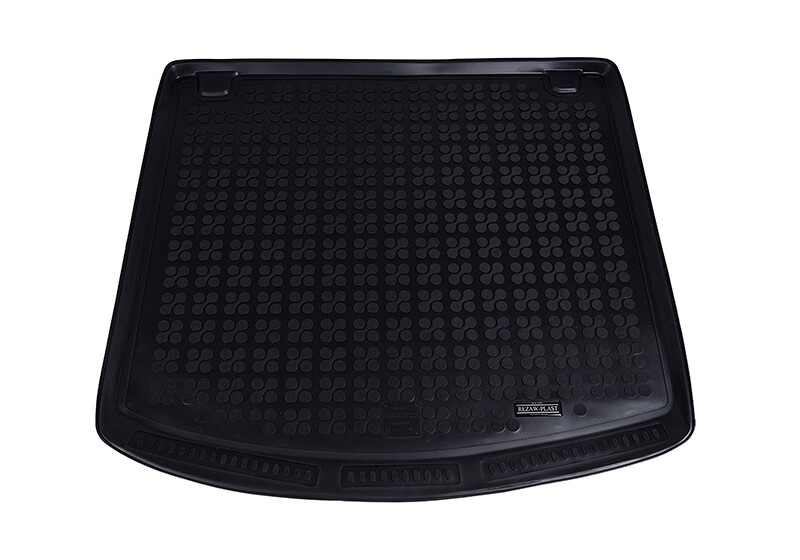 BMW 5 series Touring (2004 to 2010):Rezaw-Plast boot liner, black, no. RZ232106