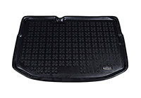 Citroen C3 five door (2010 to 2016) :Rezaw-Plast boot liner, black, no. RZ230131