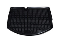 Citroen C3 five door (2010 to 2016) :Rezaw-Plast boot liner, black, no. RZ230130