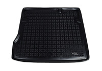 Dacia Duster (2014 onwards) :Rezaw-Plast boot liner, black, no. RZ231360