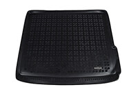 Dacia Duster (2014 onwards) :Rezaw-Plast boot liner, black, no. RZ231361