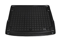 Ford Focus estate (2008 to 2011) :Rezaw-Plast boot liner, black, no. RZ230417