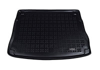 Kia Cee'd five door (2007 to 2012) :Rezaw-Plast boot liner, black, no. RZ230723