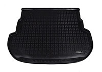 Mazda 6 estate (2002 to 2008) :Rezaw-Plast boot liner, black, no. RZ232210